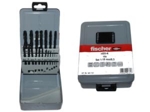 Fischer HSS-R Drill Bit Set 300x400