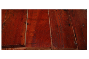 Redgum Sleepers 200x75x2400 mm
